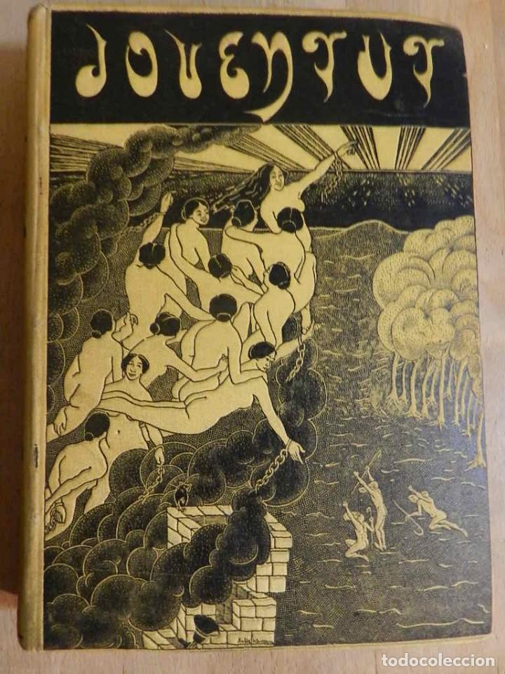 JOVENTUT AÑO 1905 VOLUMEN COMPLETO REVISTA CATALANA CATALANISTA CATALÀ ORIGINAL - ANFÓS MONEGAL (Coleccionismo - Revistas y Periódicos Antiguos (hasta 1.939))