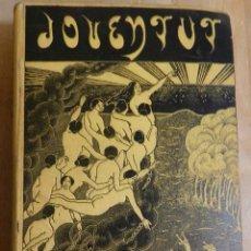 Coleccionismo de Revistas y Periódicos: JOVENTUT AÑO 1905 VOLUMEN COMPLETO REVISTA CATALANA CATALANISTA CATALÀ ORIGINAL - ANFÓS MONEGAL. Lote 224094160
