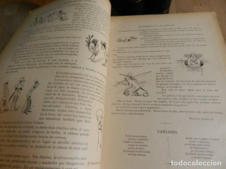 Coleccionismo de Revistas y Periódicos: LA ILUSTRACION MODERNA - TRES VOLÚMENES 1892 I - 1893 II 1893 III - Foto 6 - 224097067