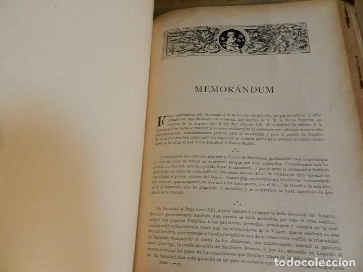 Coleccionismo de Revistas y Periódicos: LA ILUSTRACION MODERNA - TRES VOLÚMENES 1892 I - 1893 II 1893 III - Foto 7 - 224097067