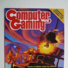 Coleccionismo de Revistas y Periódicos: THE CURSE OF MONKEY ISLAND - SUPLEMENTO ESPECIAL Nº 25 COMPUTER WORLD GAMING 1997. Lote 224202647