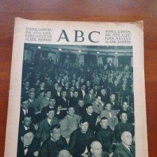 Coleccionismo de Revistas y Periódicos: ABC II REPÚBLICA, ASAMBLEA NARANJERA, TENIS, CINE, FUTBOL. Lote 224222483