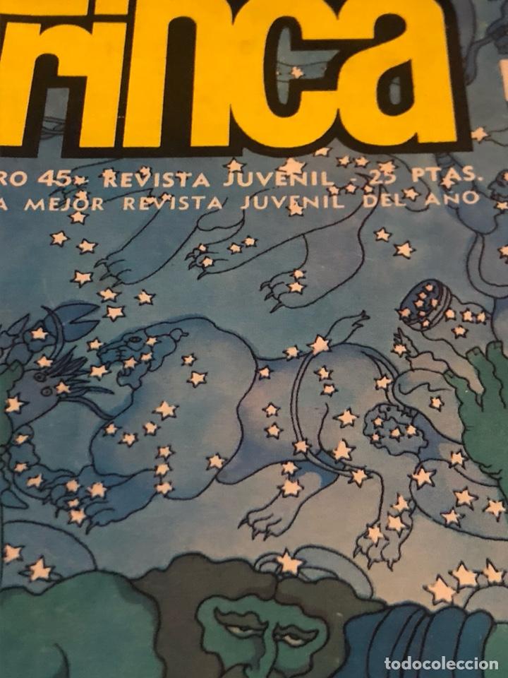 Coleccionismo de Revistas y Periódicos: Revista Juvenil la trinca - Foto 2 - 224235926