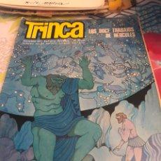 Coleccionismo de Revistas y Periódicos: REVISTA JUVENIL LA TRINCA. Lote 224235926