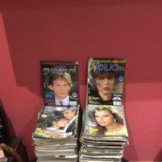 Coleccionismo de Revistas y Periódicos: LOTE DE 127 (25KG) REVISTA ANTIGUAS OLGA . IDILIO.KISS ....VER FOTOS PARA COLECCIONAR O REVENDER. Lote 224665140