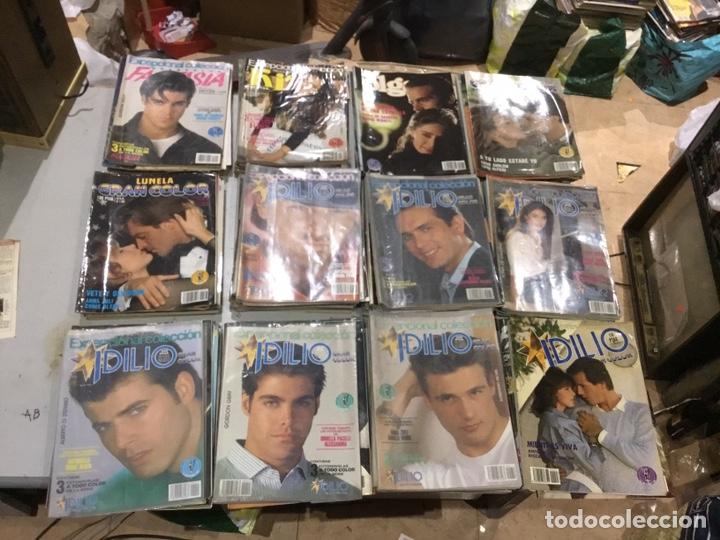 Coleccionismo de Revistas y Periódicos: Lote de 132 (29.850 kg ) revistas antiguas Olga .kiss y otras ver fotos para coleccionar o revender - Foto 7 - 224666510