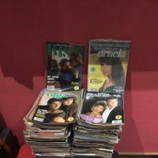 Coleccionismo de Revistas y Periódicos: LOTE DE 131 (28.630 KG ) REVISTAS ANTIGUAS OLGA .KISS Y OTRAS VER FOTOS PARA COLECCIONAR O REVENDER. Lote 224667176