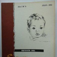 Coleccionismo de Revistas y Periódicos: REVISTA SEGURO DE ENFERMEDAD AÑO 1952 Nº5 / AMBULATORIO ZAFRA BADAJOZ RESIDENCIA BILBAO SEVILLA LUGO. Lote 224737256