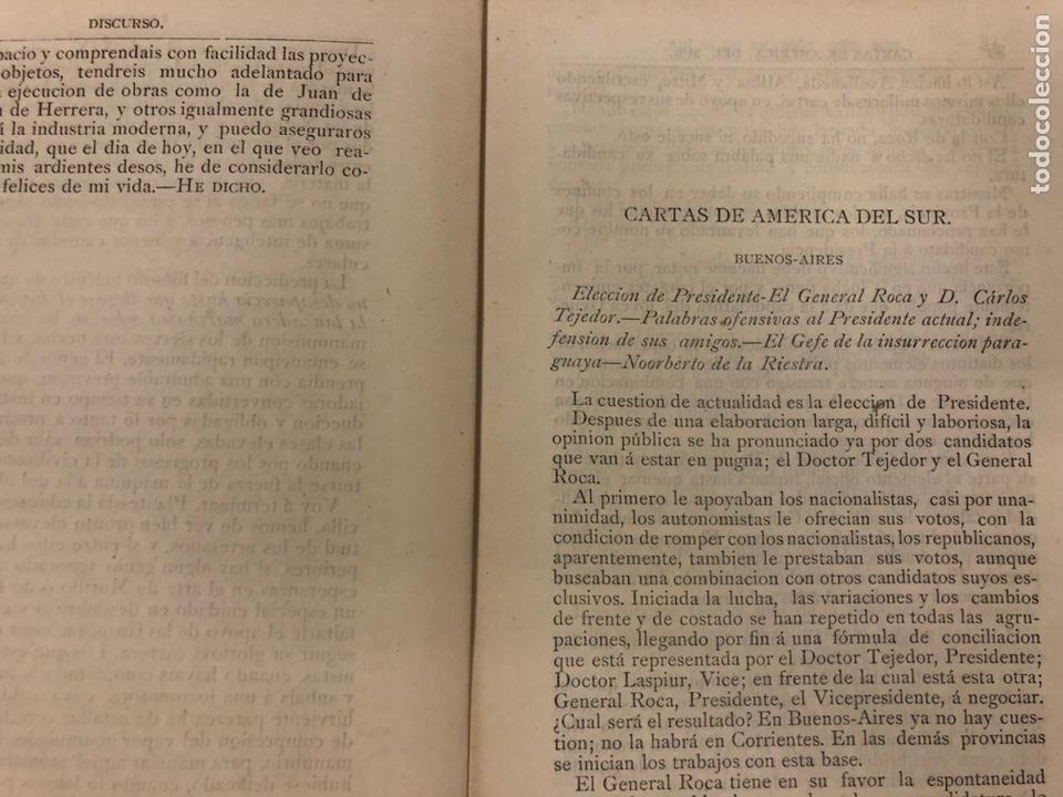 Coleccionismo de Revistas y Periódicos: REVISTA DE LAS PROVINCIAS EUSKARAS TOMO III N° 3 (1879). DIRIGE: FERMÍN HERRÁN. PABLO DE ALZOLA - Foto 4 - 225010045