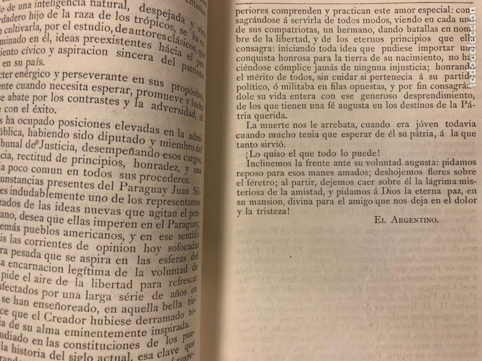 Coleccionismo de Revistas y Periódicos: REVISTA DE LAS PROVINCIAS EUSKARAS TOMO III N° 3 (1879). DIRIGE: FERMÍN HERRÁN. PABLO DE ALZOLA - Foto 5 - 225010045