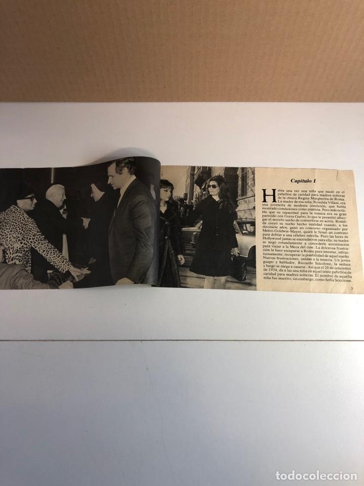 Coleccionismo de Revistas y Periódicos: Las grandes pasiones del siglo (SOPHIA LOREN/CARLO PONTI) - Foto 2 - 225242565