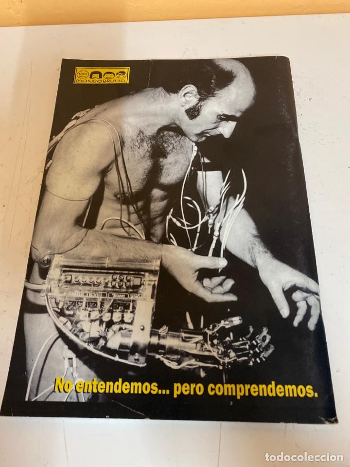 Coleccionismo de Revistas y Periódicos: Mondo brutto - Foto 3 - 226109555
