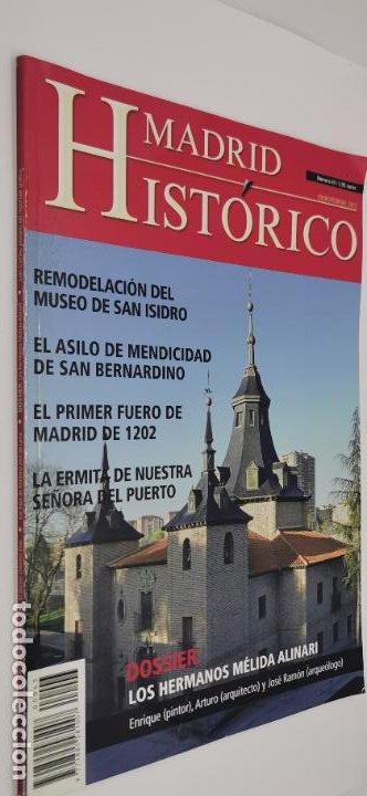 REVISTA BIMENSUAL, MADRID HISTÓRICO 43 (Coleccionismo - Revistas y Periódicos Modernos (a partir de 1.940) - Otros)