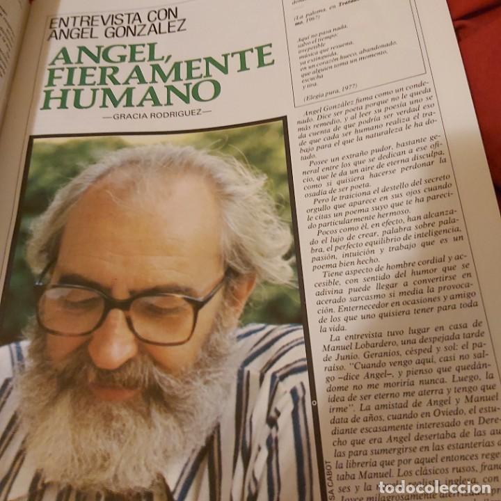 Coleccionismo de Revistas y Periódicos: Quimera. N número 35. Revista mensual enero 1984. - Foto 4 - 226138795