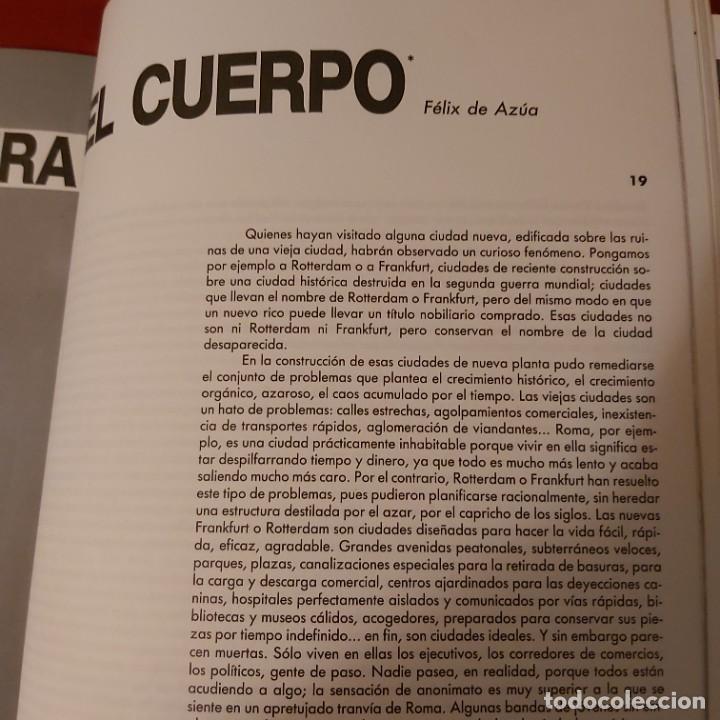 Coleccionismo de Revistas y Periódicos: Quimera. N número 35. Revista mensual enero 1984. - Foto 5 - 226138795