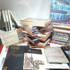 Coleccionismo de Revistas y Periódicos: TREMENDO LOTE DE MÁS DE 130 REVISTAS SOBRE ARQUITECTURA. PERFECTO ESTADO.. Lote 226384178