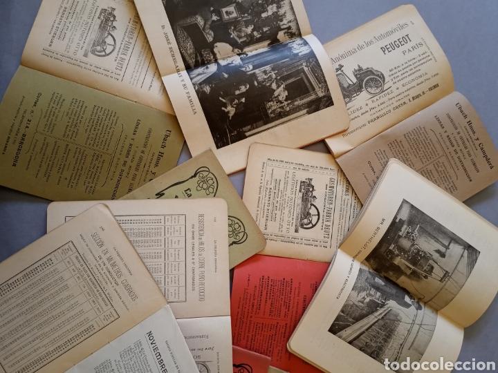 Coleccionismo de Revistas y Periódicos: LA PEQUEÑA INDUSTRIA revista popular de electricidad, motociclismo, artes e industrias 1902 - Foto 5 - 226402725
