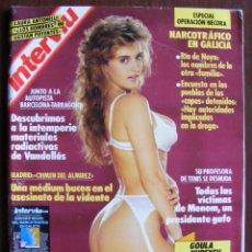 Coleccionismo de Revistas y Periódicos: REVISTA INTERVIU Nº 738 JUNIO DE 1990. Lote 226963185