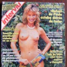 Coleccionismo de Revistas y Periódicos: REVISTA INTERVIU Nº 682 JUNIO DE 1989. Lote 226979695