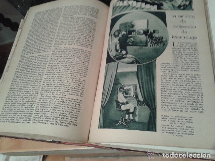 Coleccionismo de Revistas y Periódicos: COLECCION DE REVISTAS ILUSTRADAS BLANCO Y NEGRO TOMOS AÑOS 1932-1933 - Foto 2 - 227617650