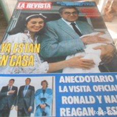 Coleccionismo de Revistas y Periódicos: LA REVISTA - 13-5-1985. Lote 227688375