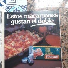 Coleccionismo de Revistas y Periódicos: ANUNCIO STARLUX. Lote 227783785
