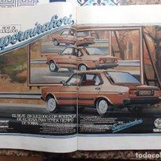 Coleccionismo de Revistas y Periódicos: ANUNCIO SEAT SUPERMIRAFIORE. Lote 227783860
