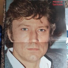 Coleccionismo de Revistas y Periódicos: POSTER POLDARK ROBIN ELLIS. Lote 227784029