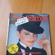 Coleccionismo de Revistas y Periódicos: REVISTA FOTOGRAMAS 1681 ANA BELÉN DICIEMBRE 1982. Lote 227917223