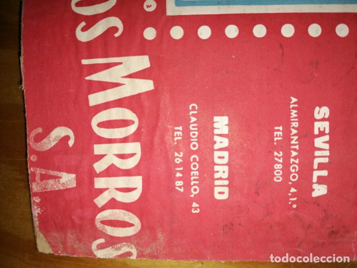 Coleccionismo de Revistas y Periódicos: REVISTA DE LAS INDUSTRIAS DE LA HARINA.MOLINERÍA Y PANADERÌA.AGOSTO 1955.Nº545. - Foto 2 - 227975285