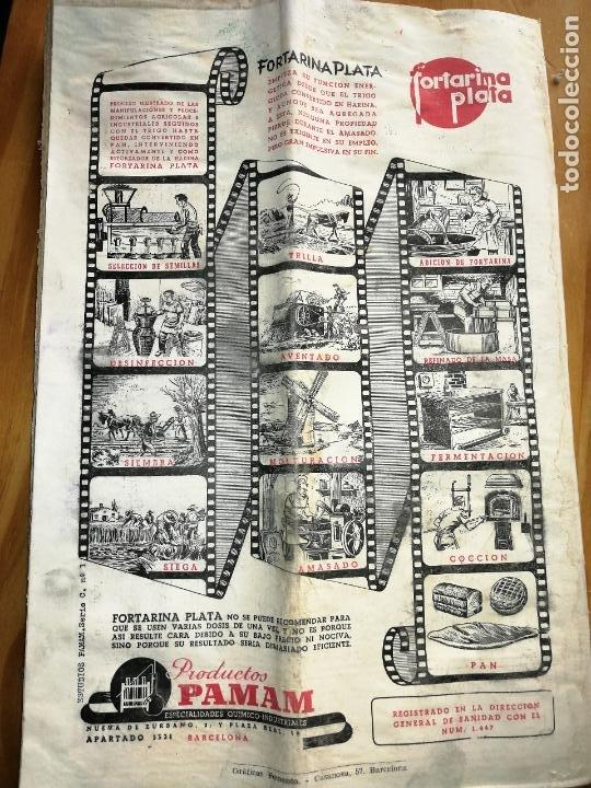Coleccionismo de Revistas y Periódicos: REVISTA DE LAS INDUSTRIAS DE LA HARINA.MOLINERÍA Y PANADERÌA.AGOSTO 1955.Nº545. - Foto 4 - 227975285