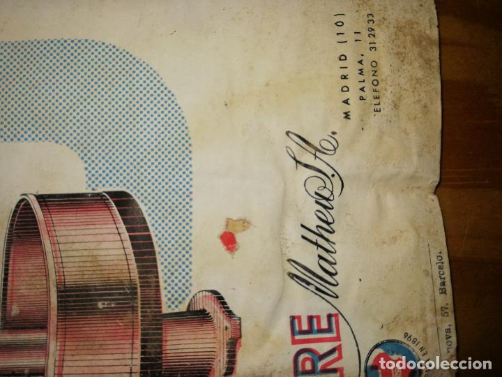 Coleccionismo de Revistas y Periódicos: REVISTA DE LAS INDUSTRIAS DE LA HARINA.MOLINERÍA Y PANADERÌA.SEPTIEMBRE 1955.Nº546. - Foto 4 - 227975470