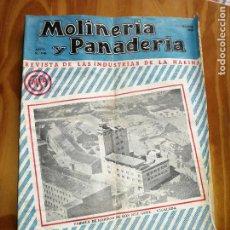 Coleccionismo de Revistas y Periódicos: REVISTA DE LAS INDUSTRIAS DE LA HARINA.MOLINERÍA Y PANADERÌA.SEPTIEMBRE 1955.Nº546.. Lote 227975470