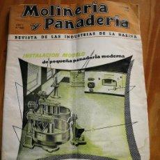 Coleccionismo de Revistas y Periódicos: REVISTA DE LAS INDUSTRIAS DE LA HARINA.MOLINERÍA Y PANADERÌA.OCTUBRE 1955.Nº547.. Lote 227975595