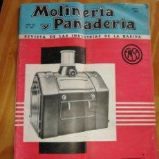 Coleccionismo de Revistas y Periódicos: REVISTA DE LAS INDUSTRIAS DE LA HARINA.MOLINERÍA Y PANADERÌA.JUNIO 1957.Nº567.. Lote 227976810