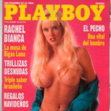Coleccionismo de Revistas y Periódicos: PLAYBOY Nº 180 RACHEL BIANCA, STALLONE, JENNY MCCARTHY, CANDY SUZI SIMPSON, EL FUGITIVO. Lote 228012475
