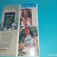 Coleccionismo de Revistas y Periódicos: DENISE BROWN - ARTICULO - 1 PAG.-AÑO 1974- RECORTE REVISTA-. Lote 228201515