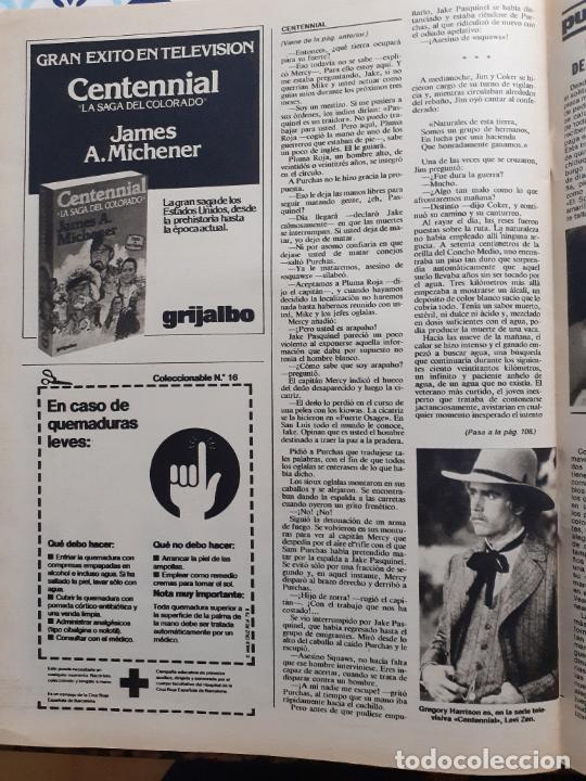 Coleccionismo de Revistas y Periódicos: CENTENNIAL - Foto 2 - 228221125