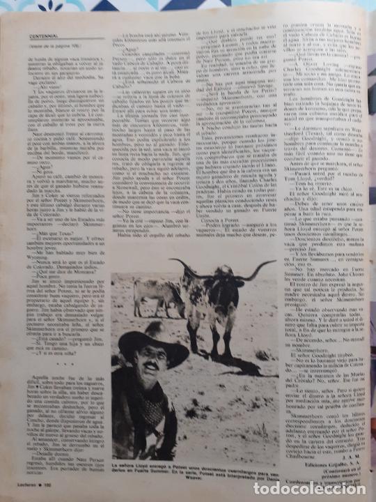 Coleccionismo de Revistas y Periódicos: CENTENNIAL - Foto 3 - 228221125