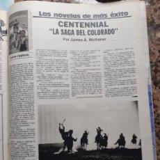 Coleccionismo de Revistas y Periódicos: CENTENNIAL. Lote 228221125