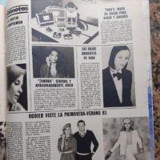 Coleccionismo de Revistas y Periódicos: TANNS RODIER PARIS. Lote 228221153