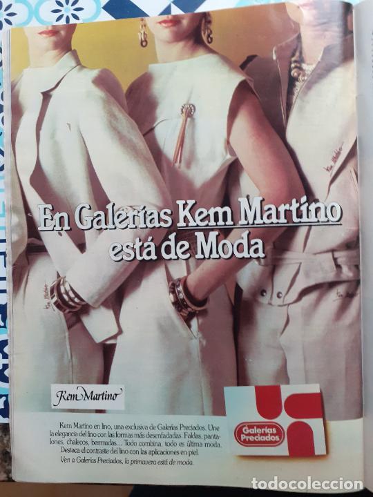 ANUNCIO GALERIAS PRECIADOS KEM MARTINO (Coleccionismo - Revistas y Periódicos Modernos (a partir de 1.940) - Otros)