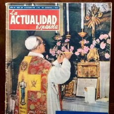 Coleccionismo de Revistas y Periódicos: REVISTA LA ACTUALIDAD ESPAÑOLA. 1958.. ENVIO INCLUIDO.. Lote 228594810