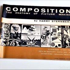 Coleccionismo de Revistas y Periódicos: 1958 LIBRO REVISTA O GUIA COMPOSITION THE ANATOMY OF PICTURE MAKING - 26 X 20.CM. Lote 244615475