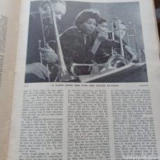 Coleccionismo de Revistas y Periódicos: REVISTA JAZZ JOURNAL AÑO 1963 (ENERO-DICIEMBRE) ENCUADERNADA. Lote 229648780