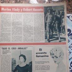 Collezionismo di Riviste e Giornali: MARIAN VLADY MARIFE DE TRIANA. Lote 230263810