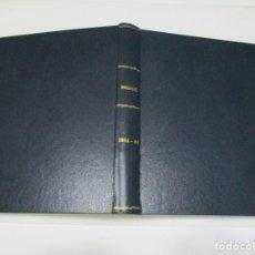 Coleccionismo de Revistas y Periódicos: REVISTAS DE BRIDGE ENCUADERNADAS Q4582T. Lote 231362505
