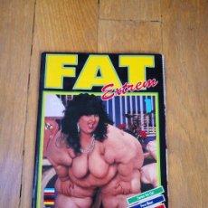 Coleccionismo de Revistas y Periódicos: FAT EXTREM EROTICA #1-Nº 1-SILWA SPECIAL-68 PÁGINAS-AÑO 1989. Lote 231466440