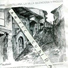 Coleccionismo de Revistas y Periódicos: REVISTA AÑO 1925 SANTILLANA DEL MAR RODRIGUEZ MARIN RAMON ZAYDIN CUBA CASTILLO DEL SOBROSO MONDARIZ. Lote 231508525