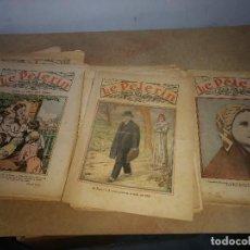 Coleccionismo de Revistas y Periódicos: LOTE DE 31 REVISTAS LE PELERIN TODAS DE AÑOS 1933-35 -OPORTUNIDAD BUEN PRECIO. Lote 232226055